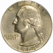 George Washington Quarter Dollar