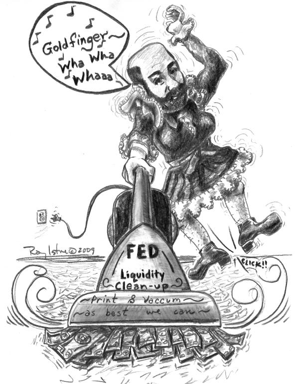 Bernanke Maid Service