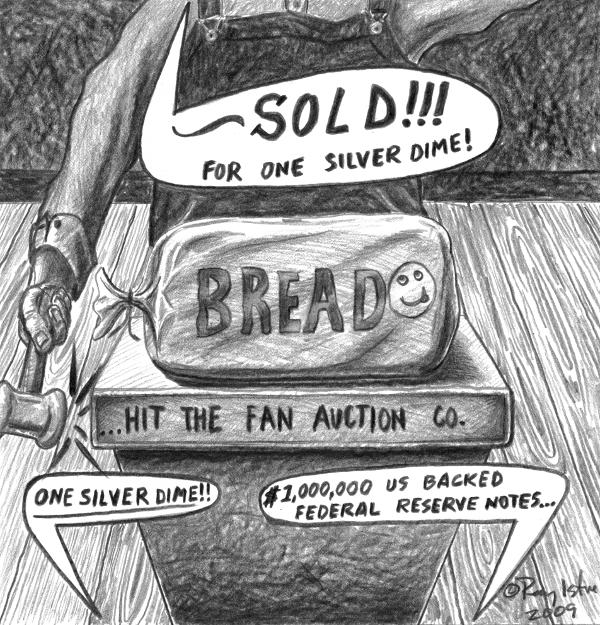 ...Hit The Fan Auction