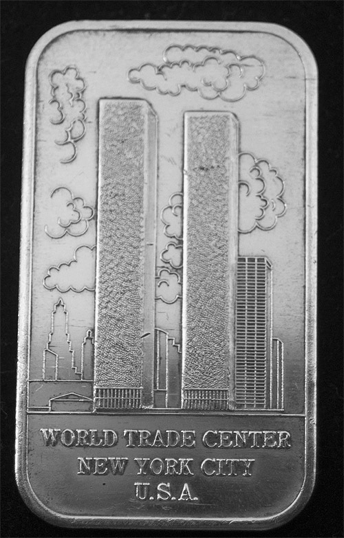 World Trade Center Silver Bar