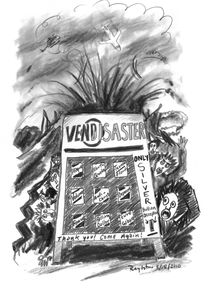 Vend-O-Disaster